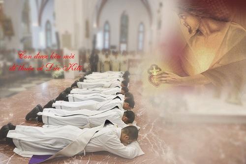 Viết cho em nhân ngày thế giới cầu nguyện cho ơn thiên triệu