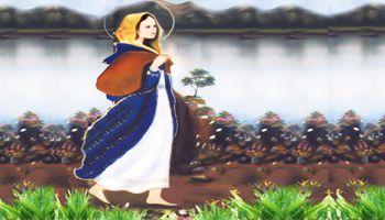 Tháng 5, viết cho em về Đức Maria – Mẹ chúng ta