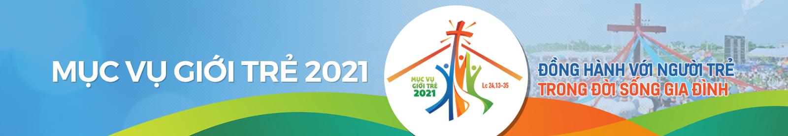 mục vụ giới trẻ 2021