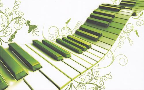 Bài nhạc dùng trong phụng vụ dành cho đàn Organ