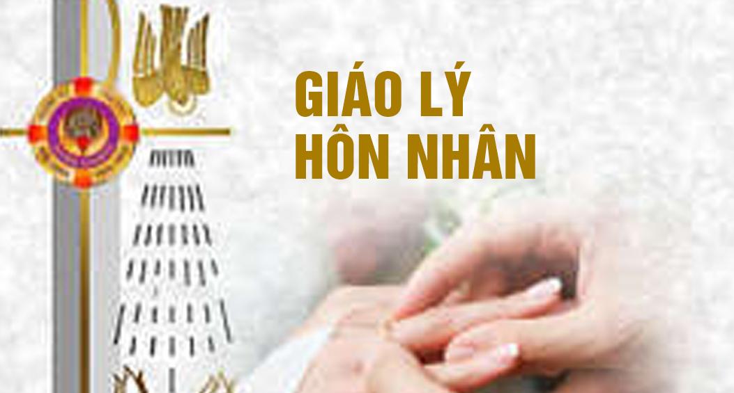 Giáo Lý Hôn Nhân - Ủy Ban Giáo Lý HDGMVN