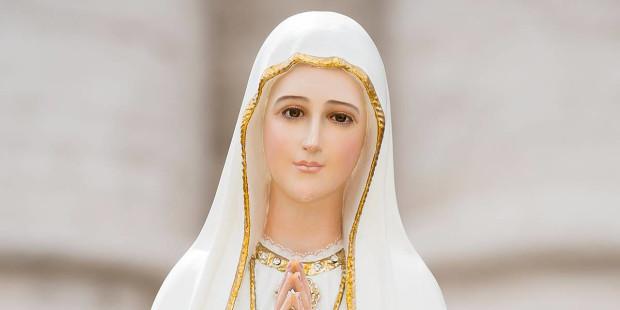 """Lễ Đức Mẹ Fatima: """"Tất cả thuộc về Mẹ"""""""