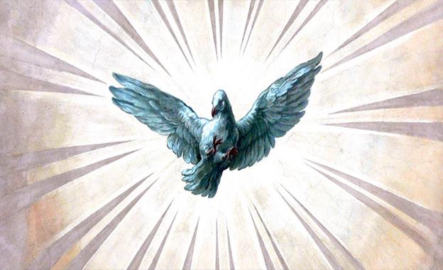 Minh họa bảy ơn Chúa Thánh Thần
