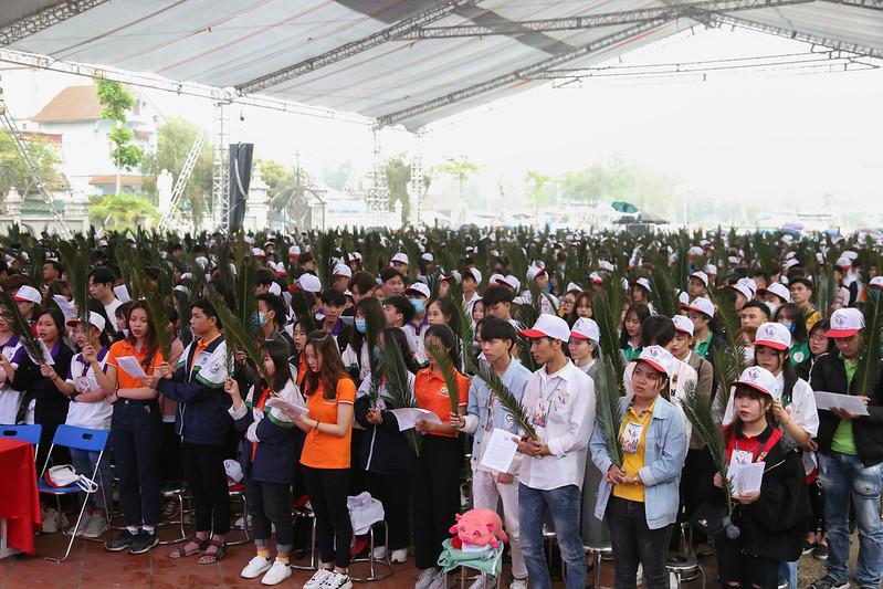 Đại hội Giới trẻ Giáo hạt Lý Nhân lần thứ II