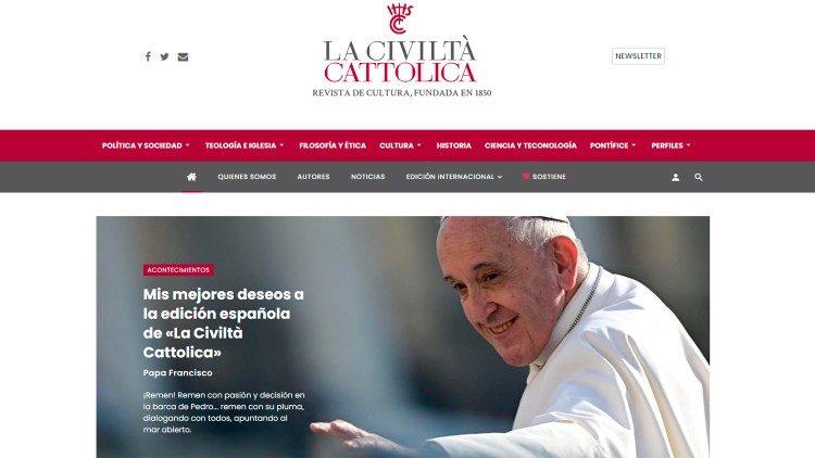 """ĐTC khuyến khích tạp chí """"Văn minh Công giáo"""" hăng say giới thiệu và tìm kiếm Chúa"""