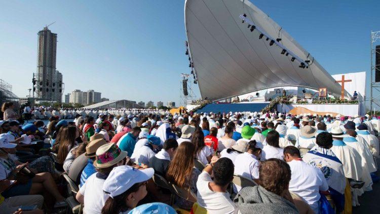 Ngày Quốc tế giới trẻ tại Lisbon sẽ được dời đến tháng 08/2023