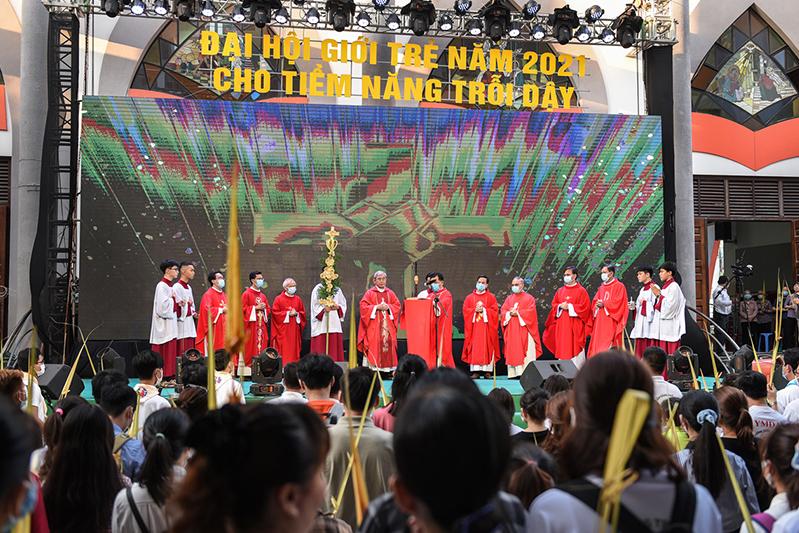 Tổng Giáo phận Sài Gòn: Đại hội Giới trẻ Mùa Chay 2021