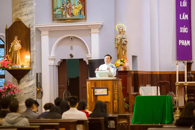 Giới trẻ giáo hạt Nam Định: Hội ngộ và học hỏi Giáo lý Hiệp thông